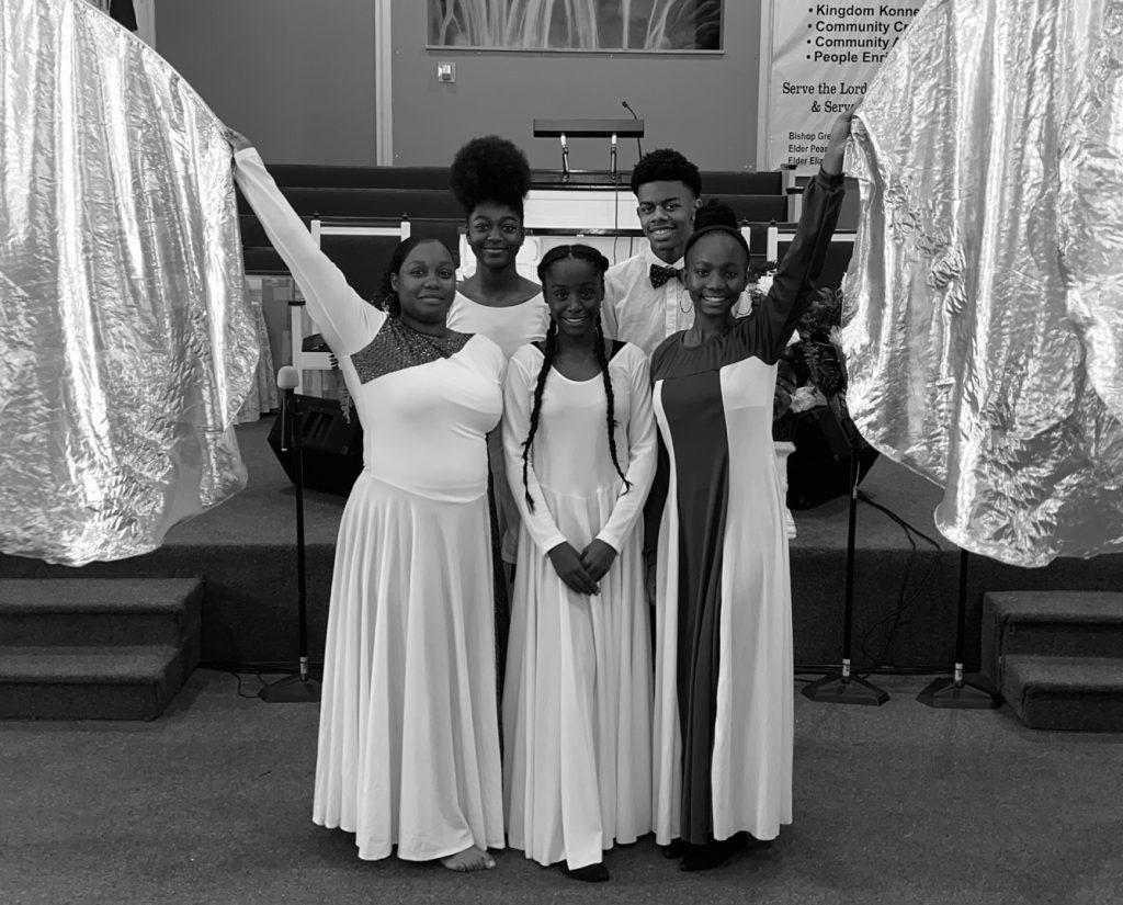 Dance Ministry- Judah Praise